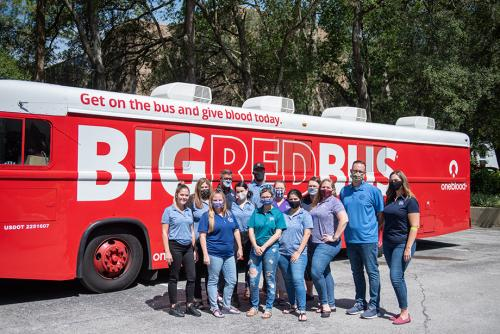 Thank You to The Big Red Bus! See you next time!!