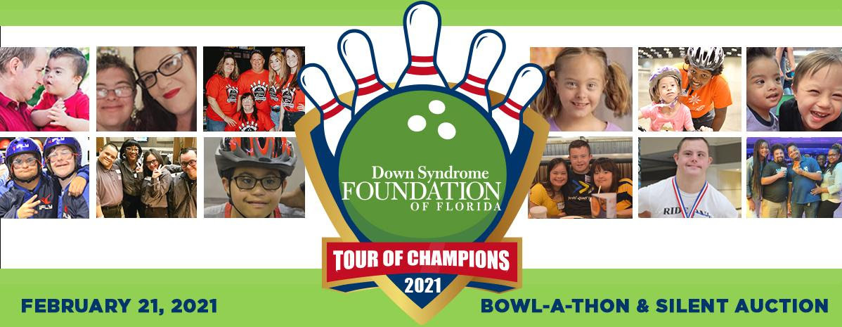 Down Syndrome Tour of Champions